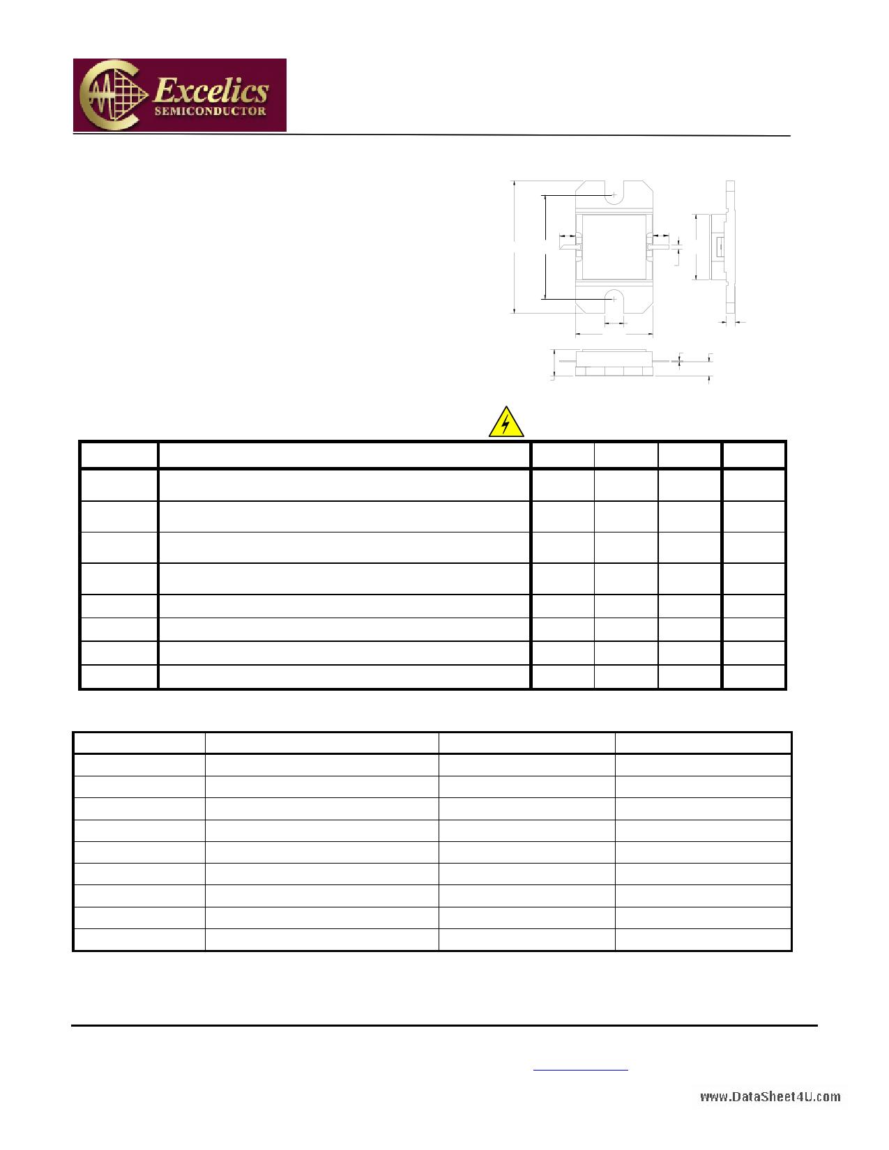 EIA1111-6 دیتاشیت PDF