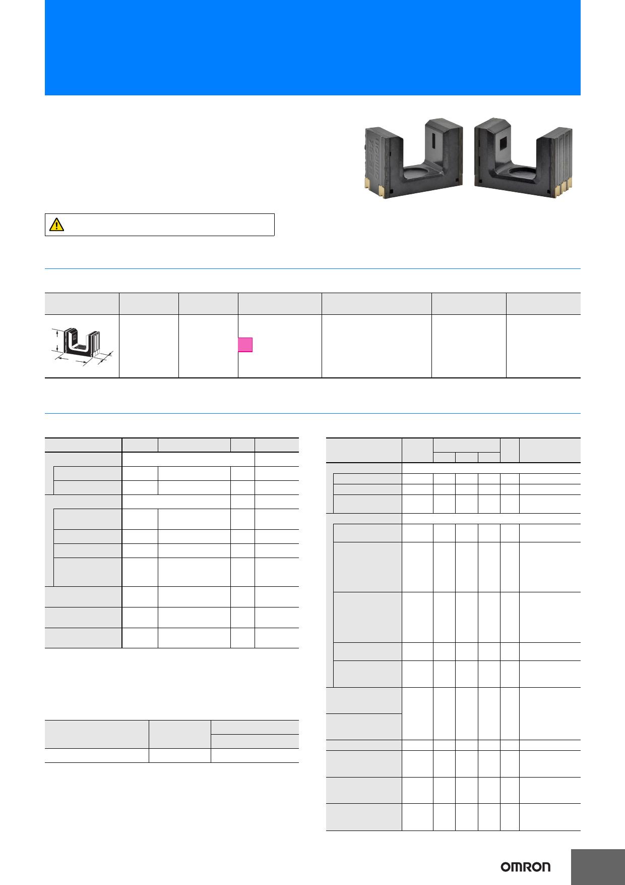 EE-SX4340 دیتاشیت PDF