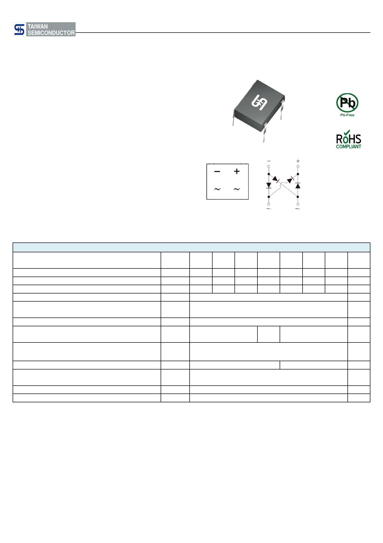 HDBL103G دیتاشیت PDF