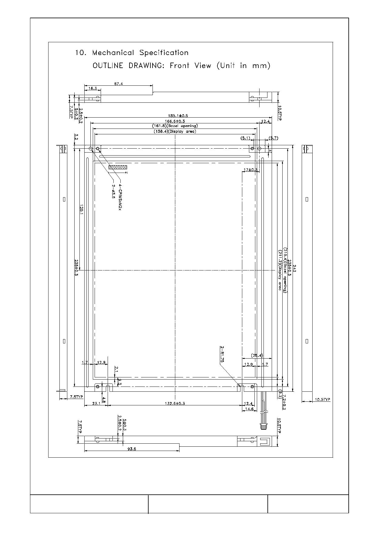 T-51410D104-FW-P-AG Даташит, Описание, Даташиты