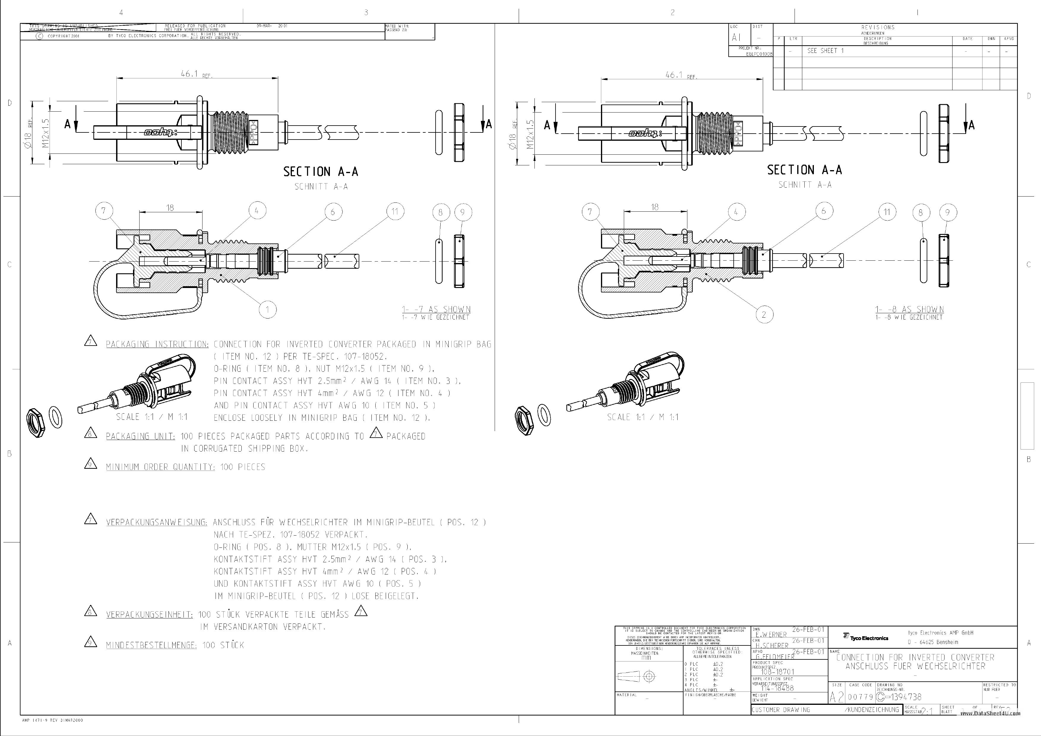 C-1394738 Даташит, Описание, Даташиты