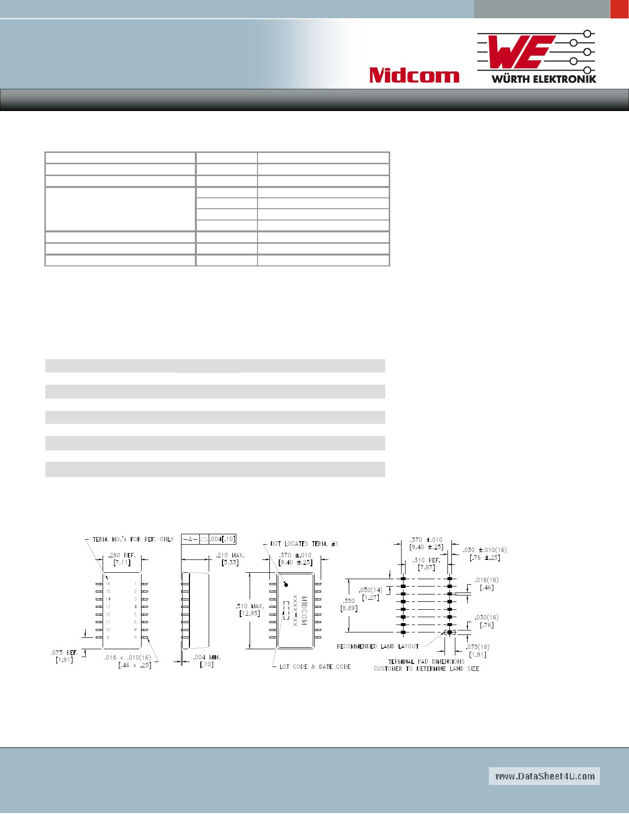 000-7092-37 datasheet