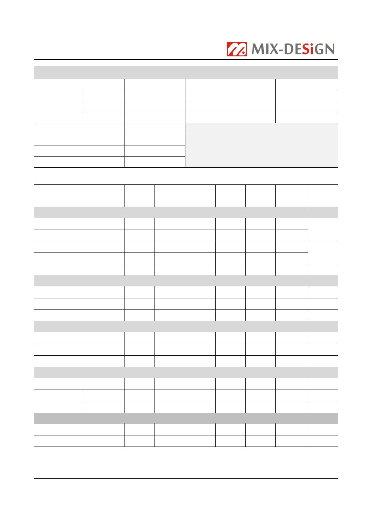 MD1801 pdf, 반도체, 판매, 대치품