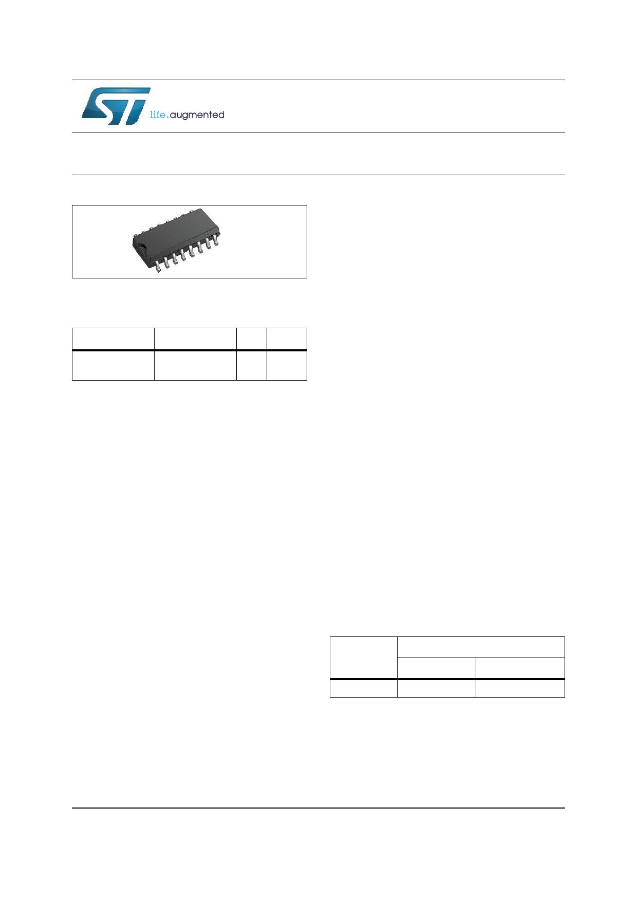 VNH7100AS-E datasheet, circuit