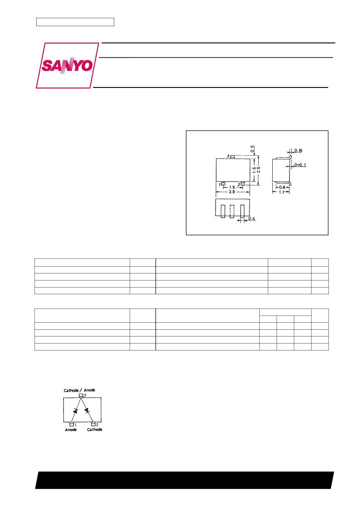 1SS351 Datasheet, 1SS351 PDF,ピン配置, 機能