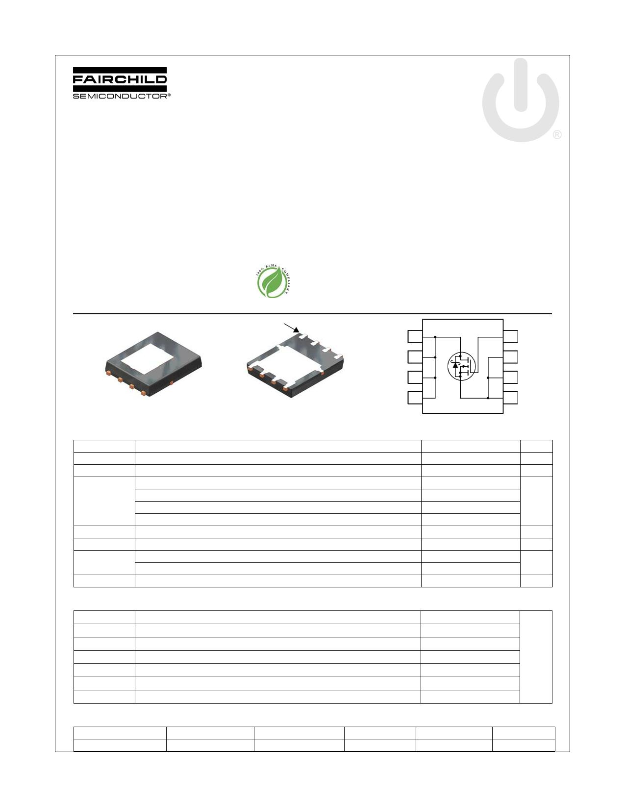 FDMS2504SDC datasheet, circuit