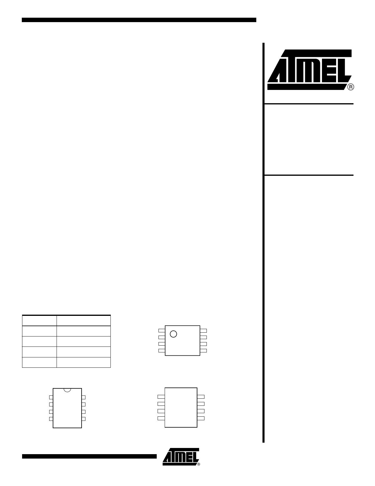 AT24C64 Datasheet, AT24C64 PDF,ピン配置, 機能