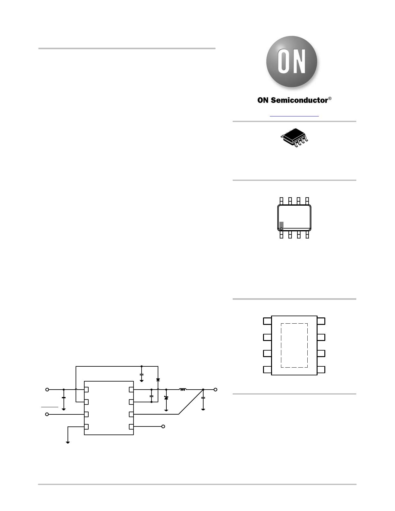 NCV891130 دیتاشیت PDF
