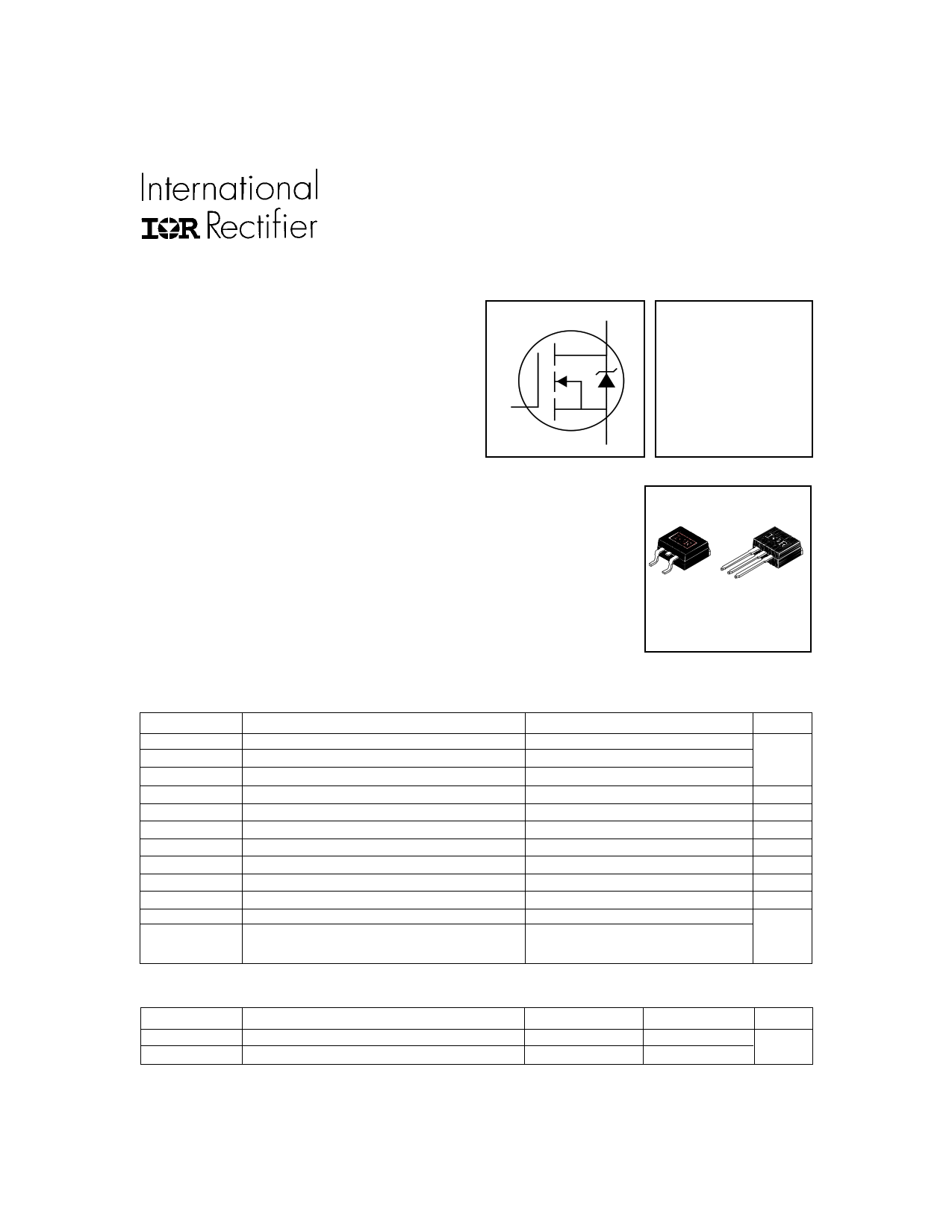 IRFZ48NL Datasheet, IRFZ48NL PDF,ピン配置, 機能