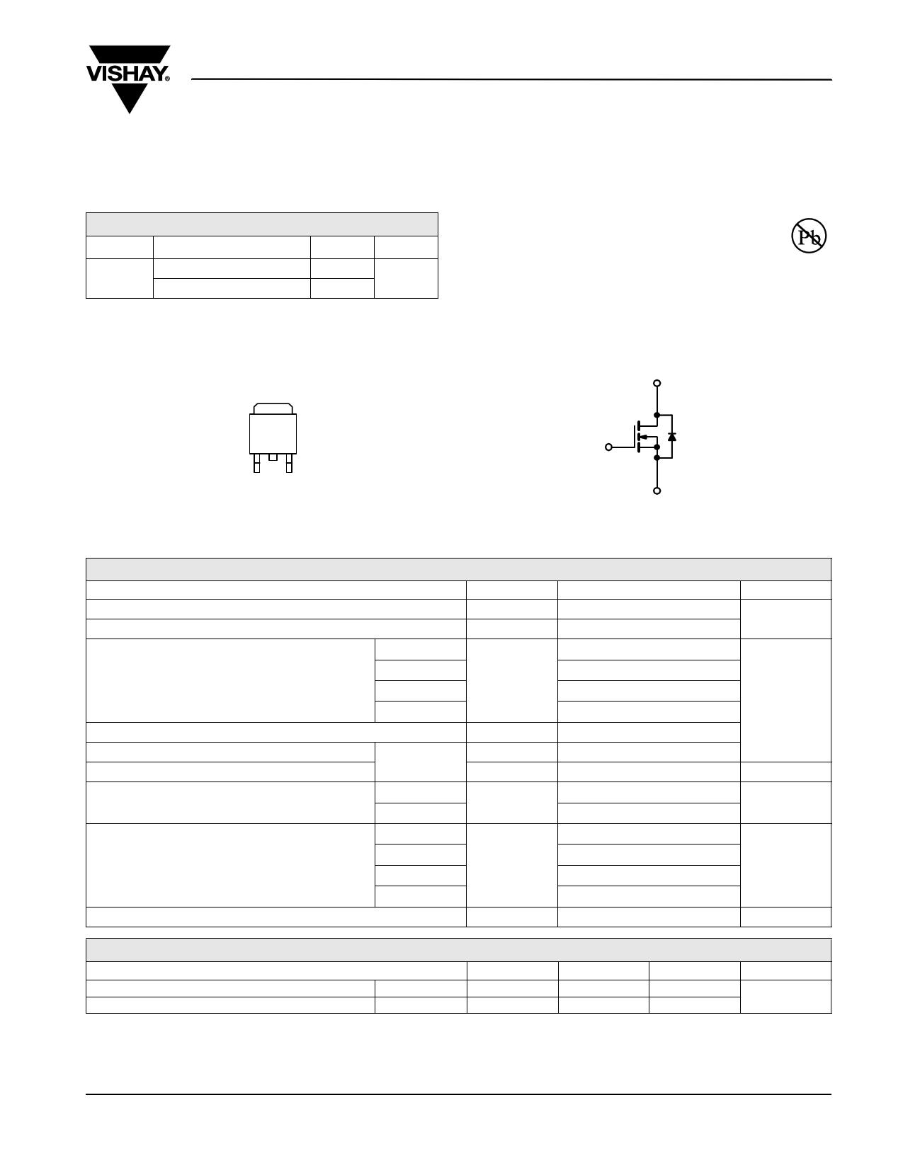 SUM90N03-2M2P datasheet, circuit