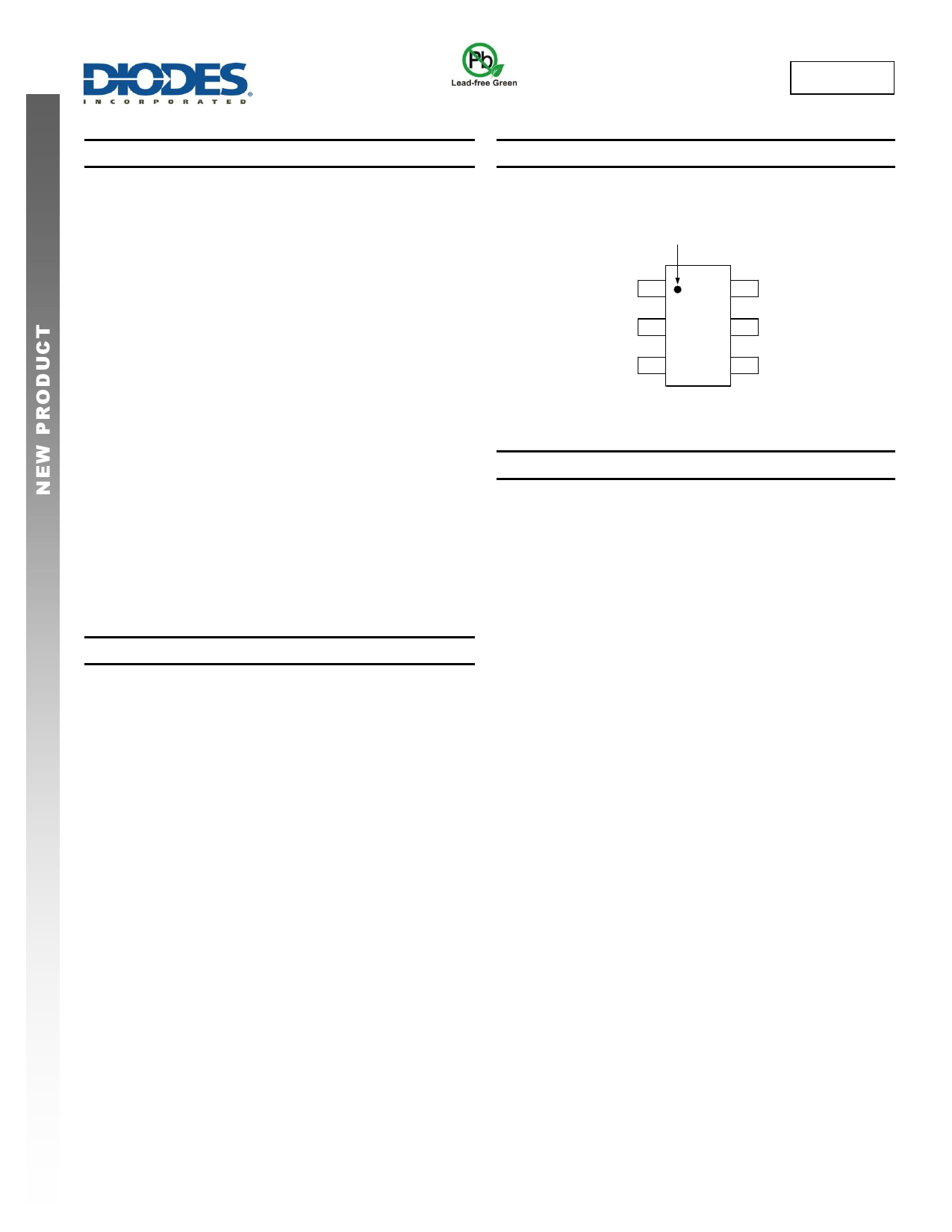 AP3419 Datasheet, ピン配置, 機能
