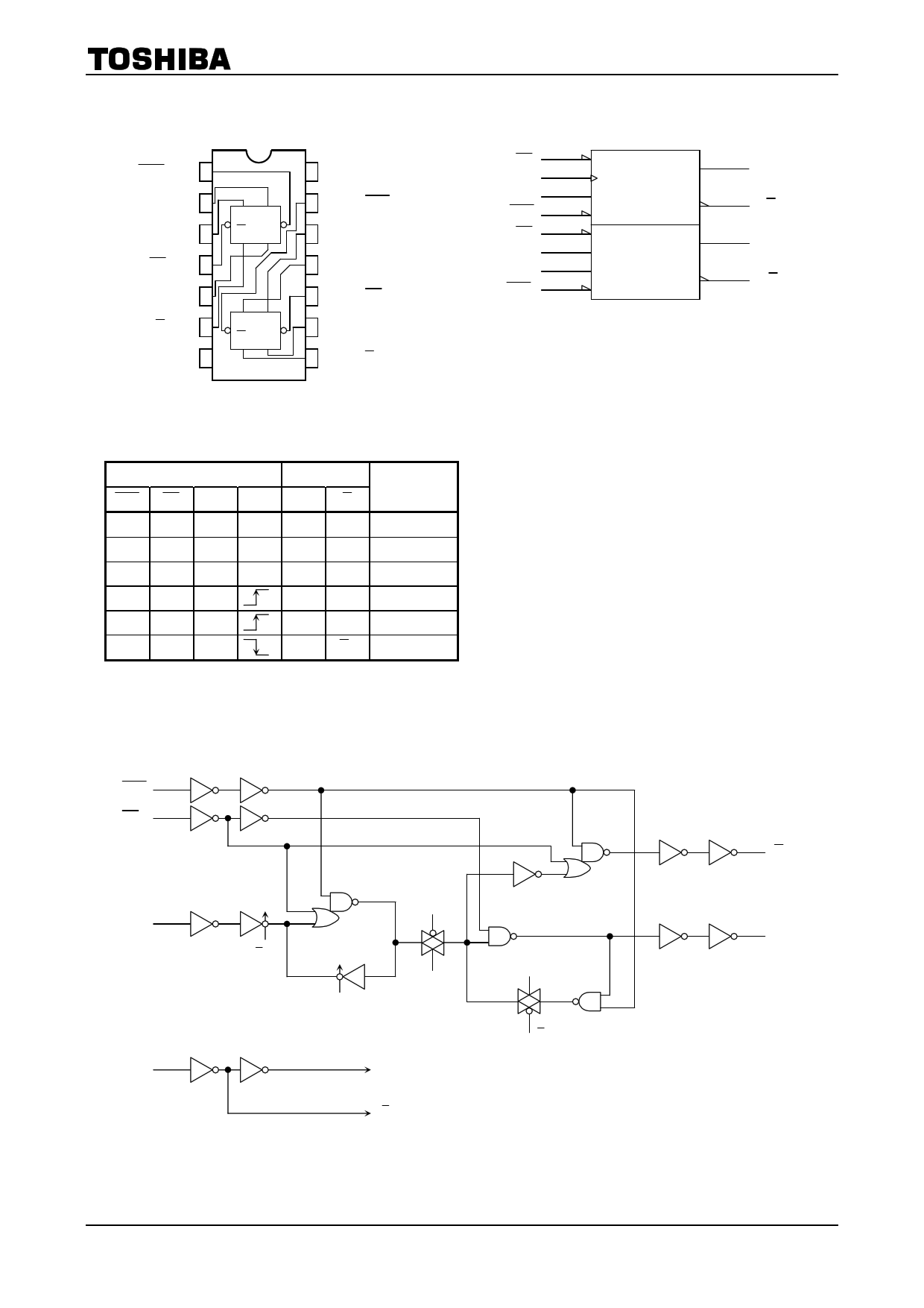 74ACT74P pdf, schematic