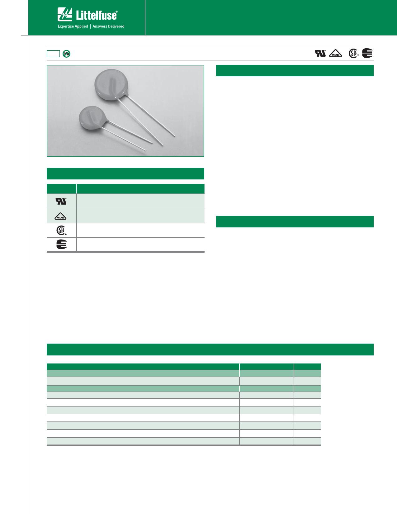 V07E175 datasheet