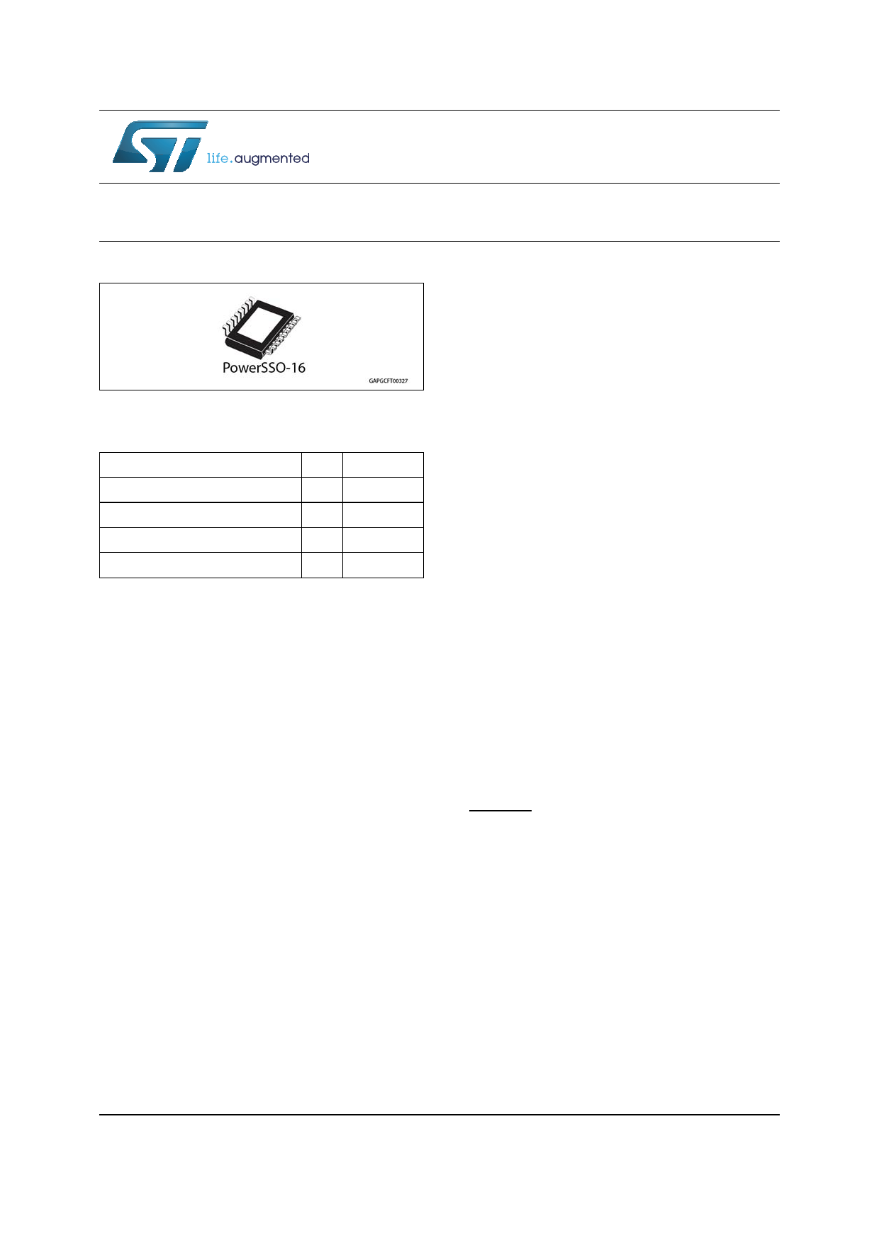 VND7140AJ-E datasheet, circuit