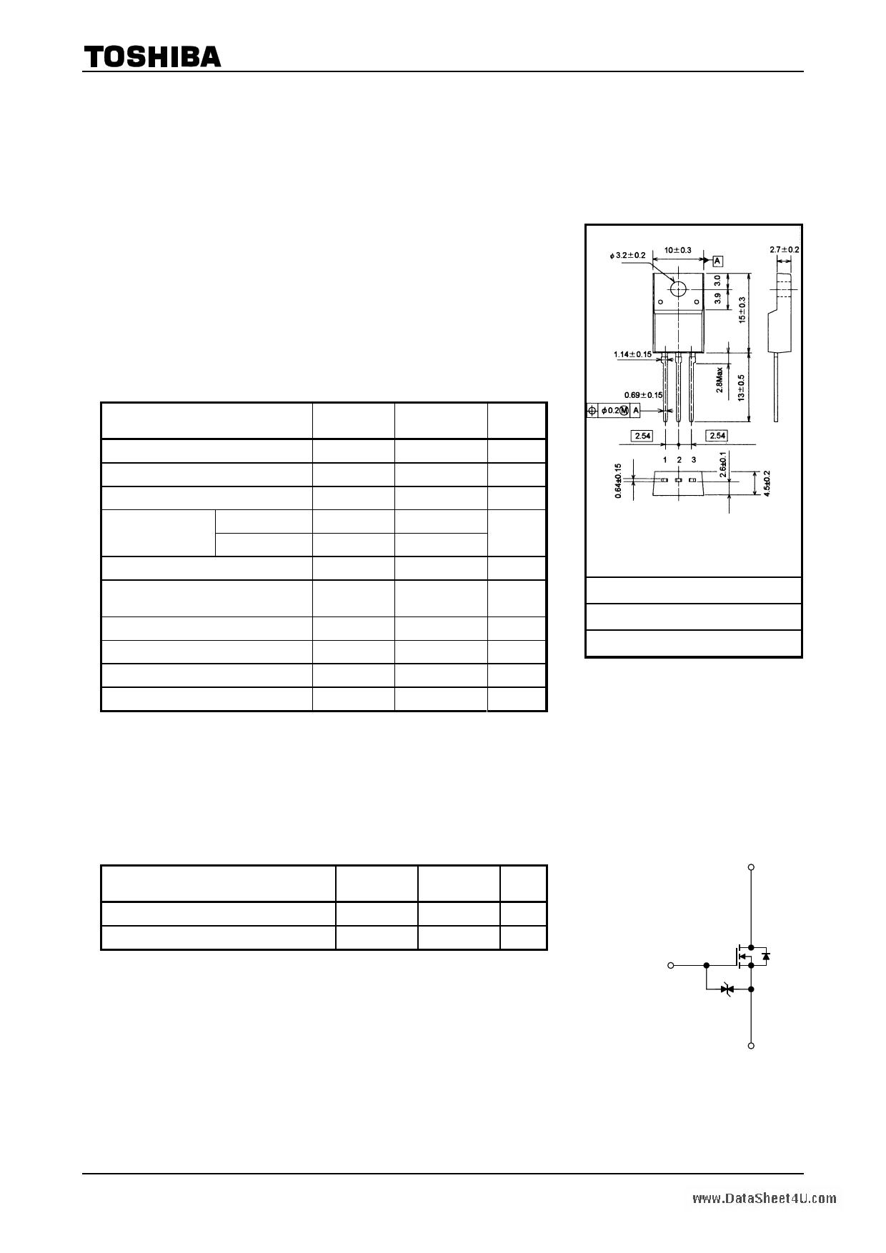 K4013 datasheet image