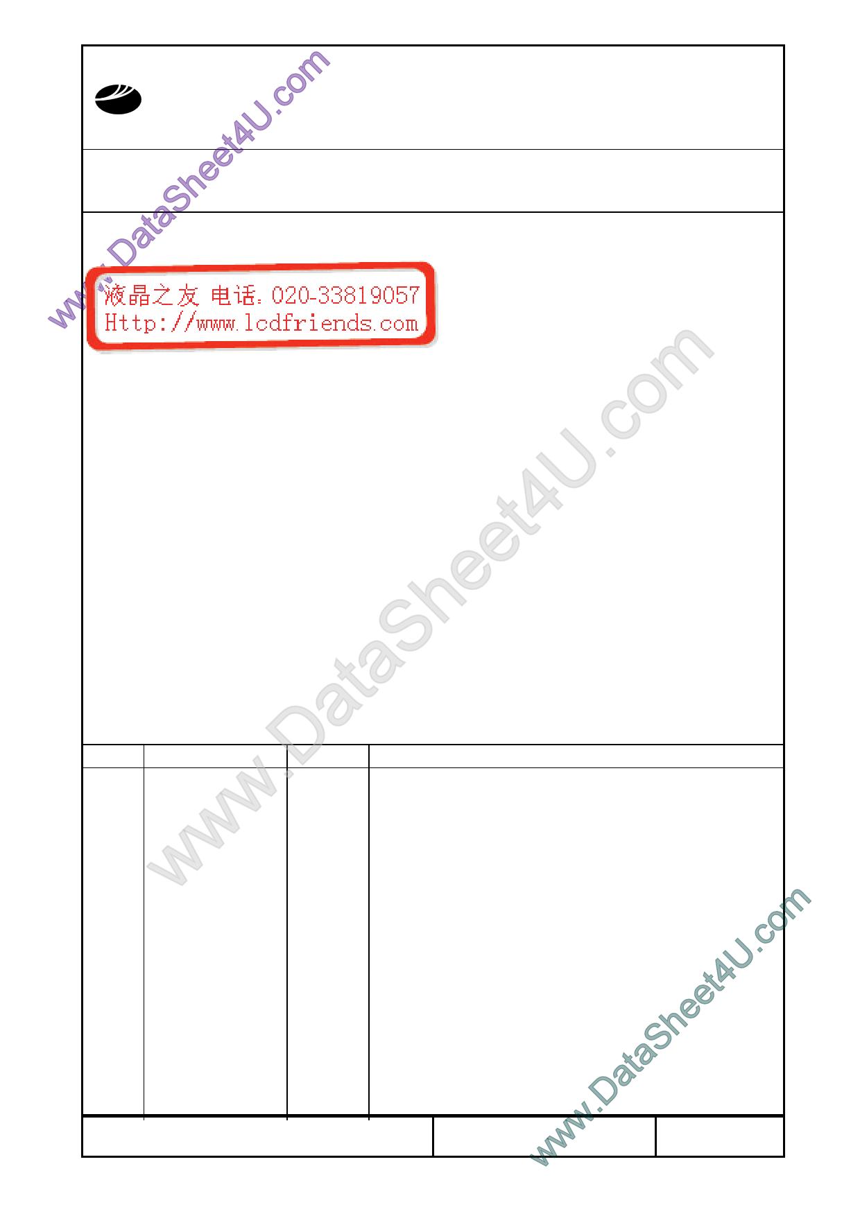 T-51381L064J_FW_P_AA datasheet
