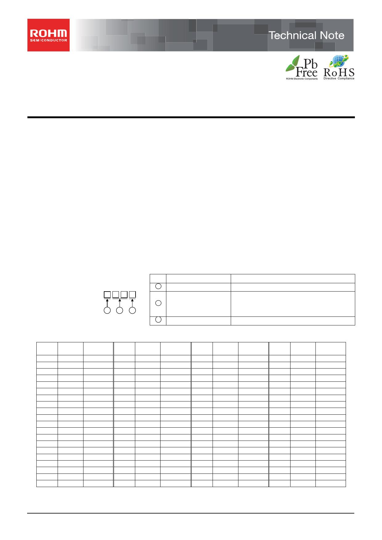 BU4943 데이터시트 및 BU4943 PDF