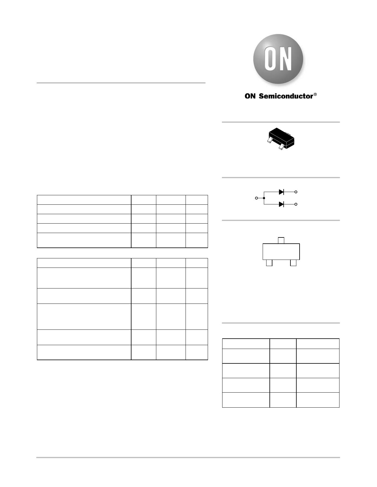 BAW56LT1G دیتاشیت PDF
