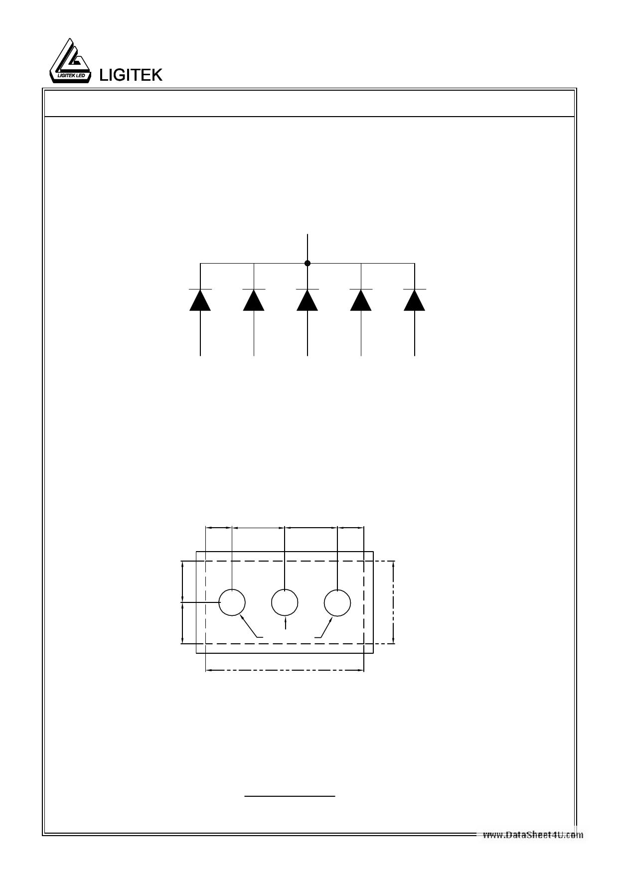 L-00501DBK-S-LF Даташит, Описание, Даташиты