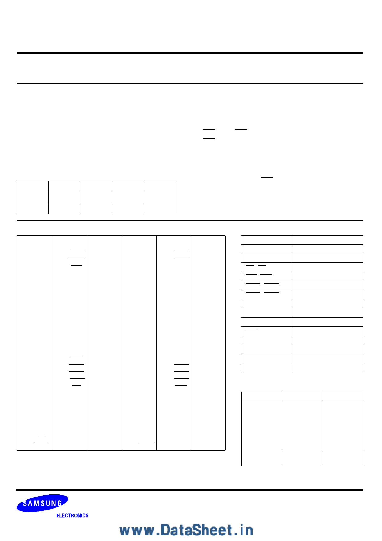 KMM372V404BS دیتاشیت PDF