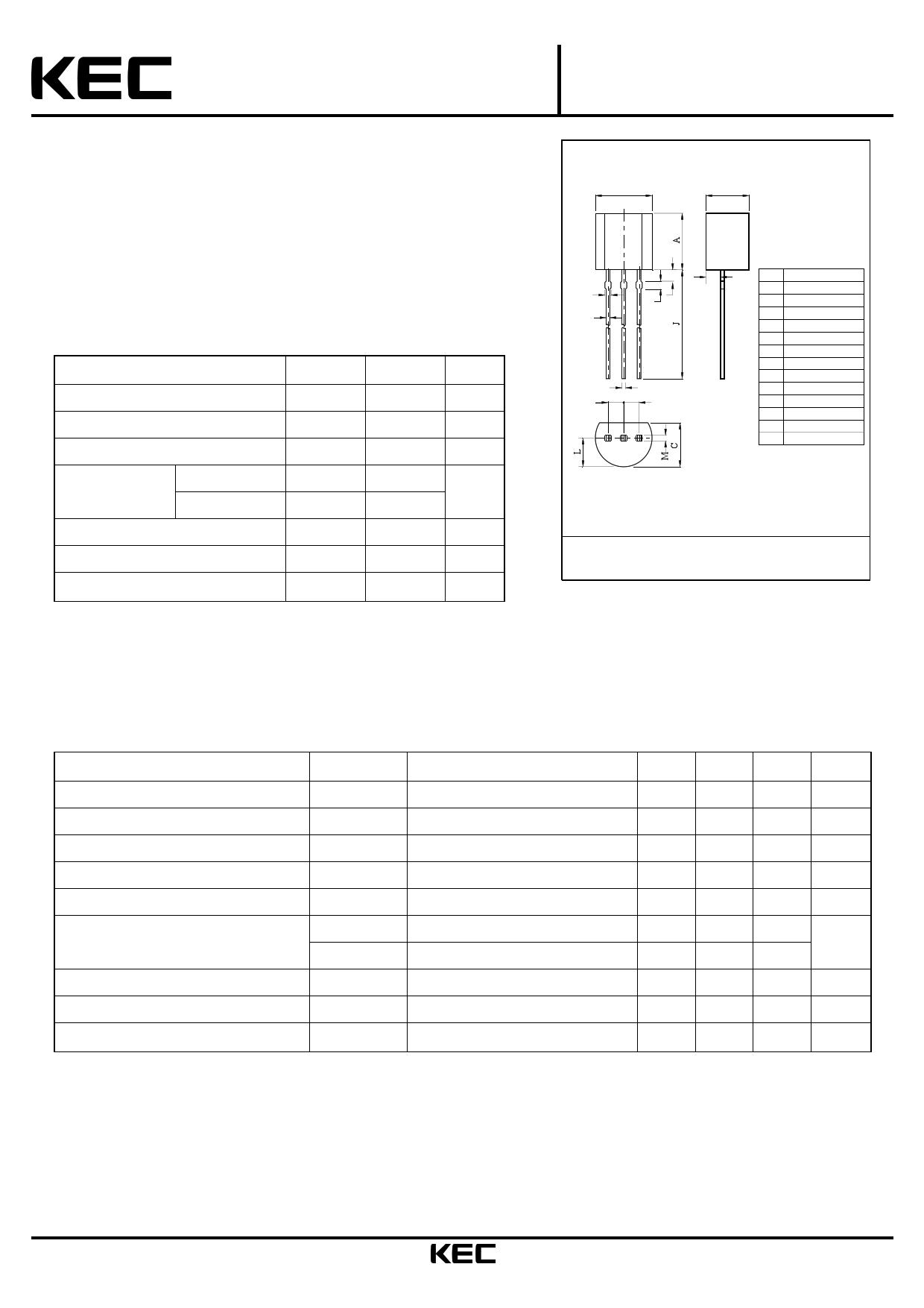 KTD1146 Datenblatt PDF