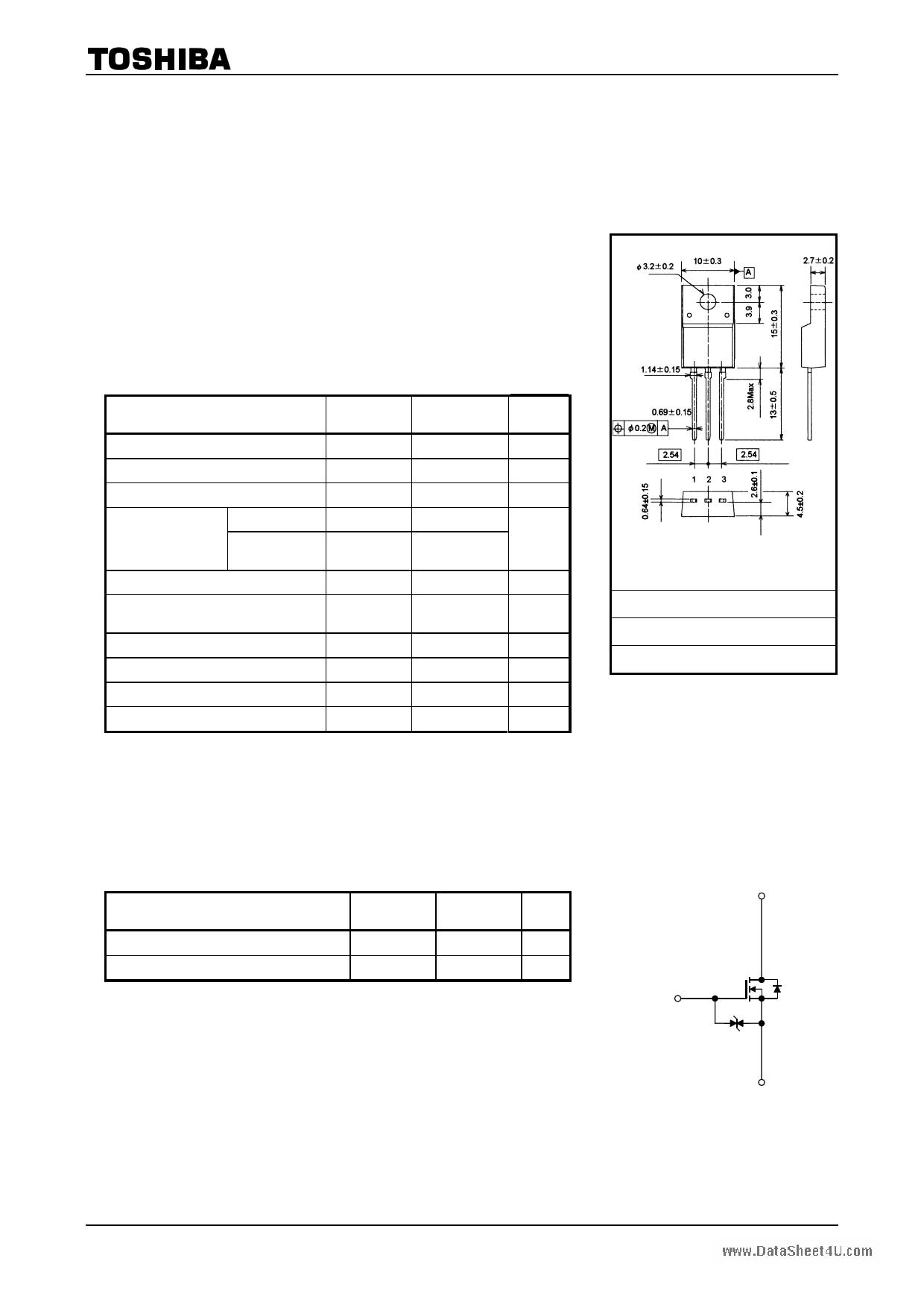 K3568 datasheet image