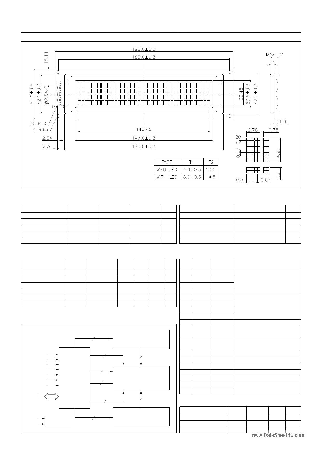 LC4041-LY datasheet