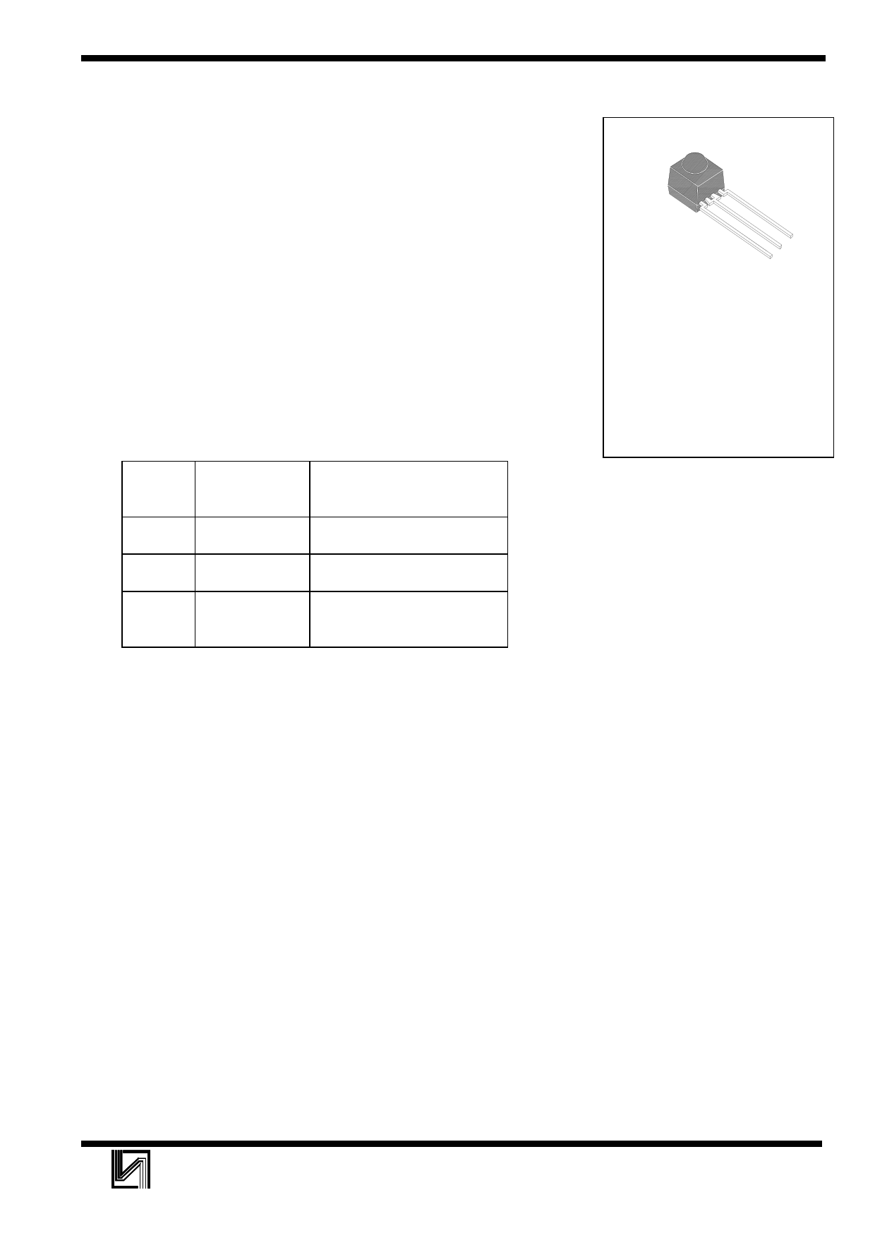 ILOP1838SS Datasheet, ILOP1838SS PDF,ピン配置, 機能