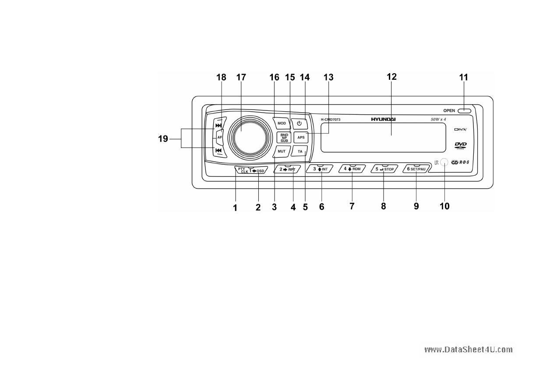 H-CMD7073 arduino