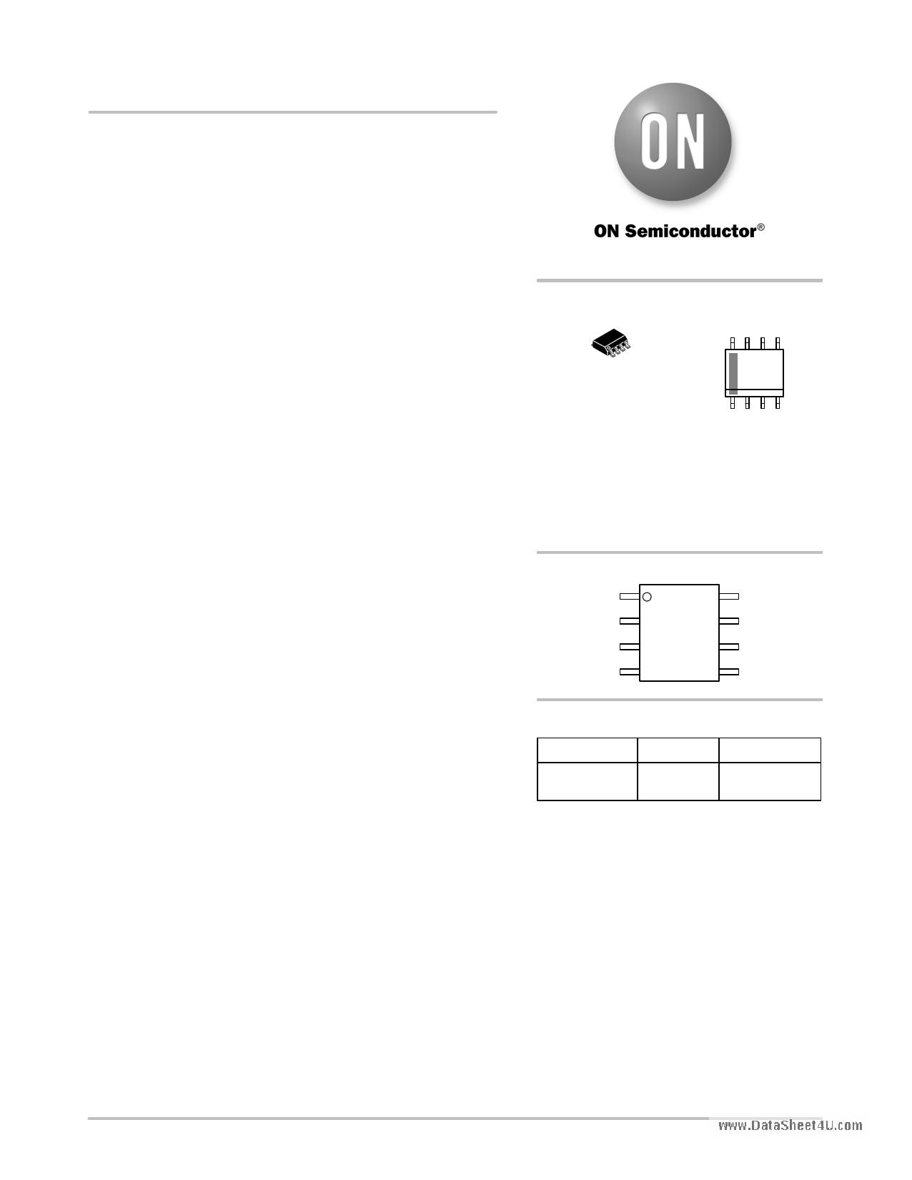 NCP1393B دیتاشیت PDF