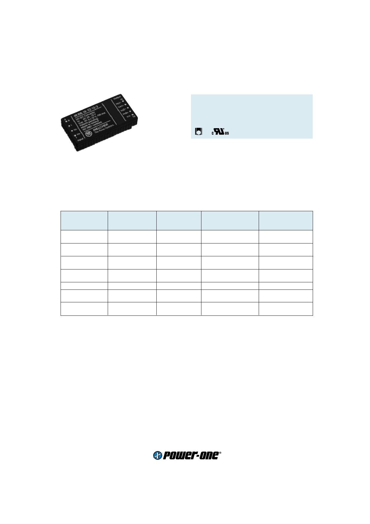 48IML10-0503-3 데이터시트 및 48IML10-0503-3 PDF