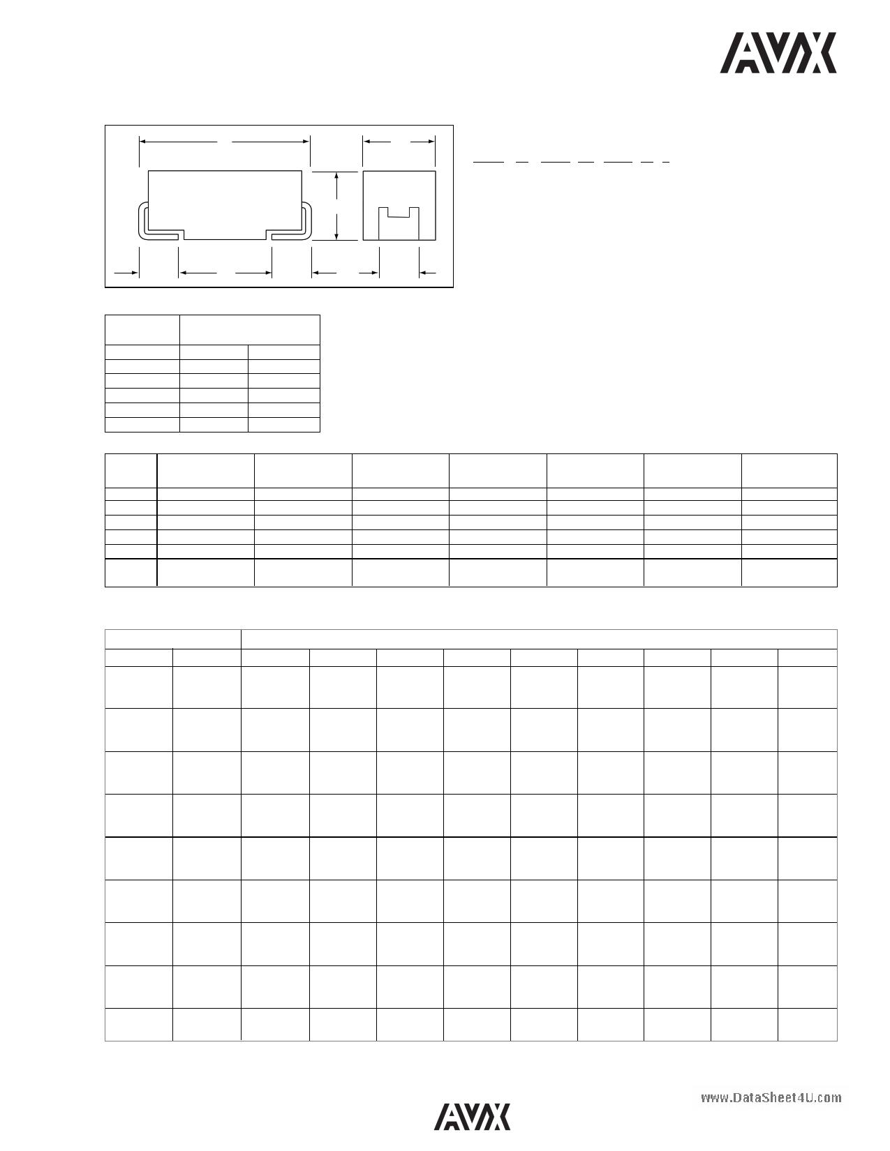 TAJB104Kxxxx دیتاشیت PDF