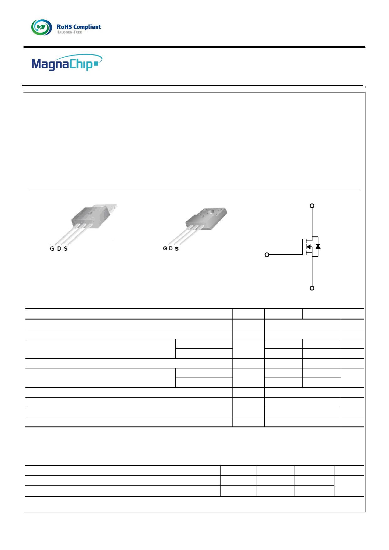 MDP12N50F Datasheet, MDP12N50F PDF,ピン配置, 機能