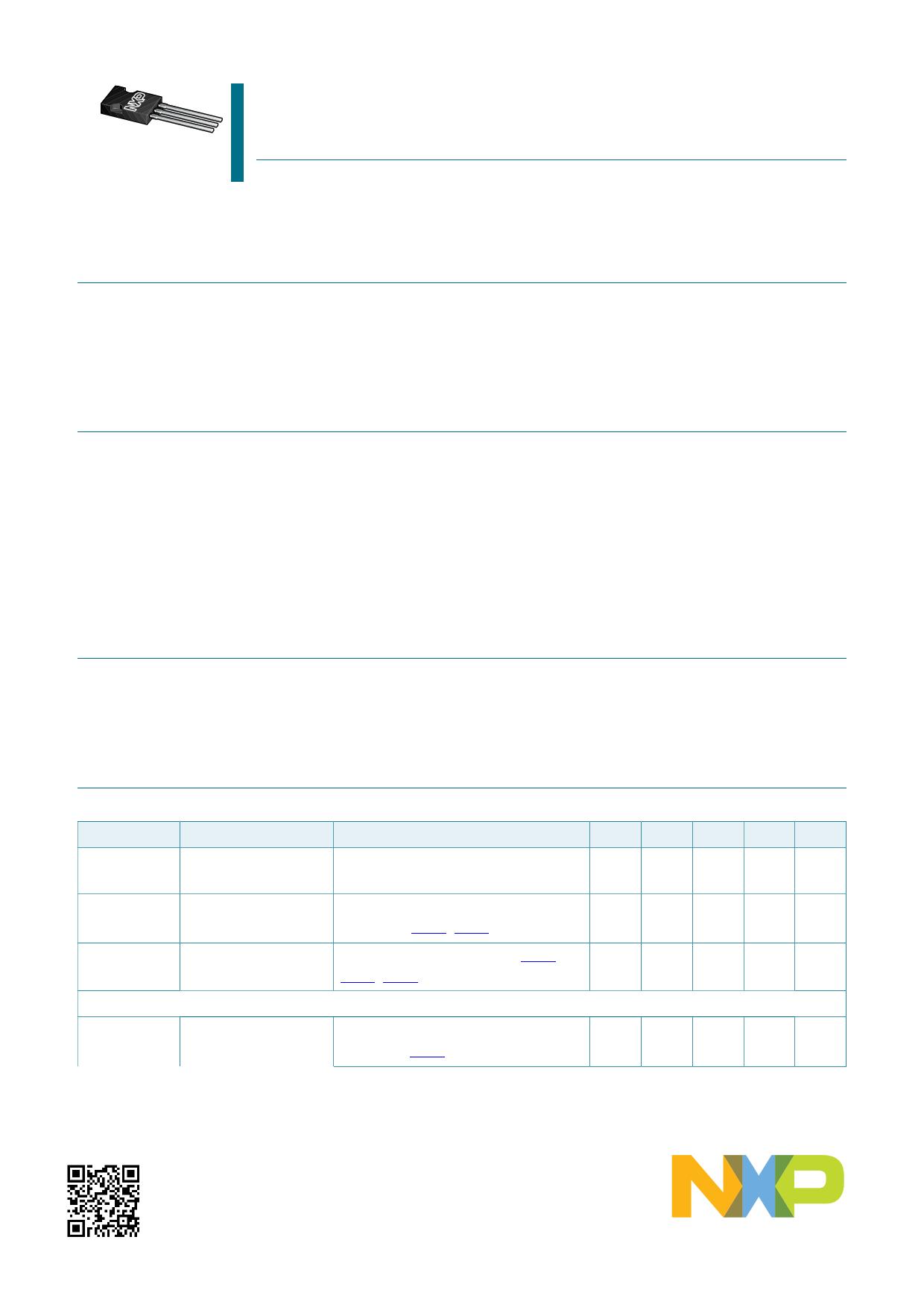 BT134-600E دیتاشیت PDF