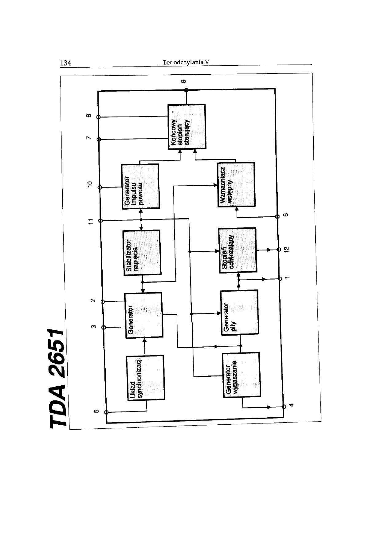 TDA2651 Datasheet