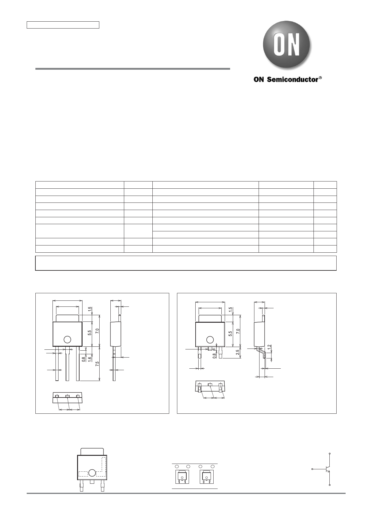 2SD1805 دیتاشیت PDF
