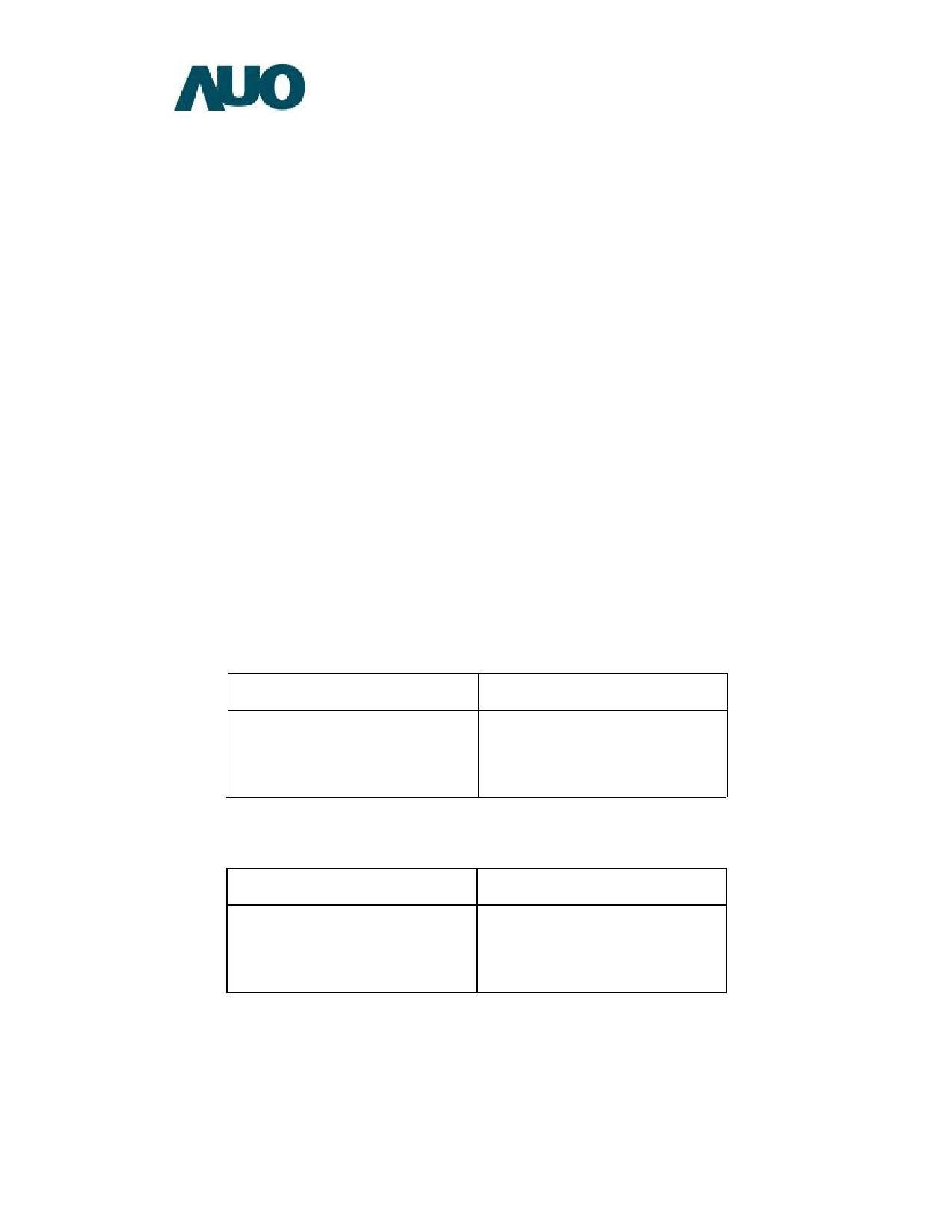 G0121SN01-V0 Hoja de datos, Descripción, Manual