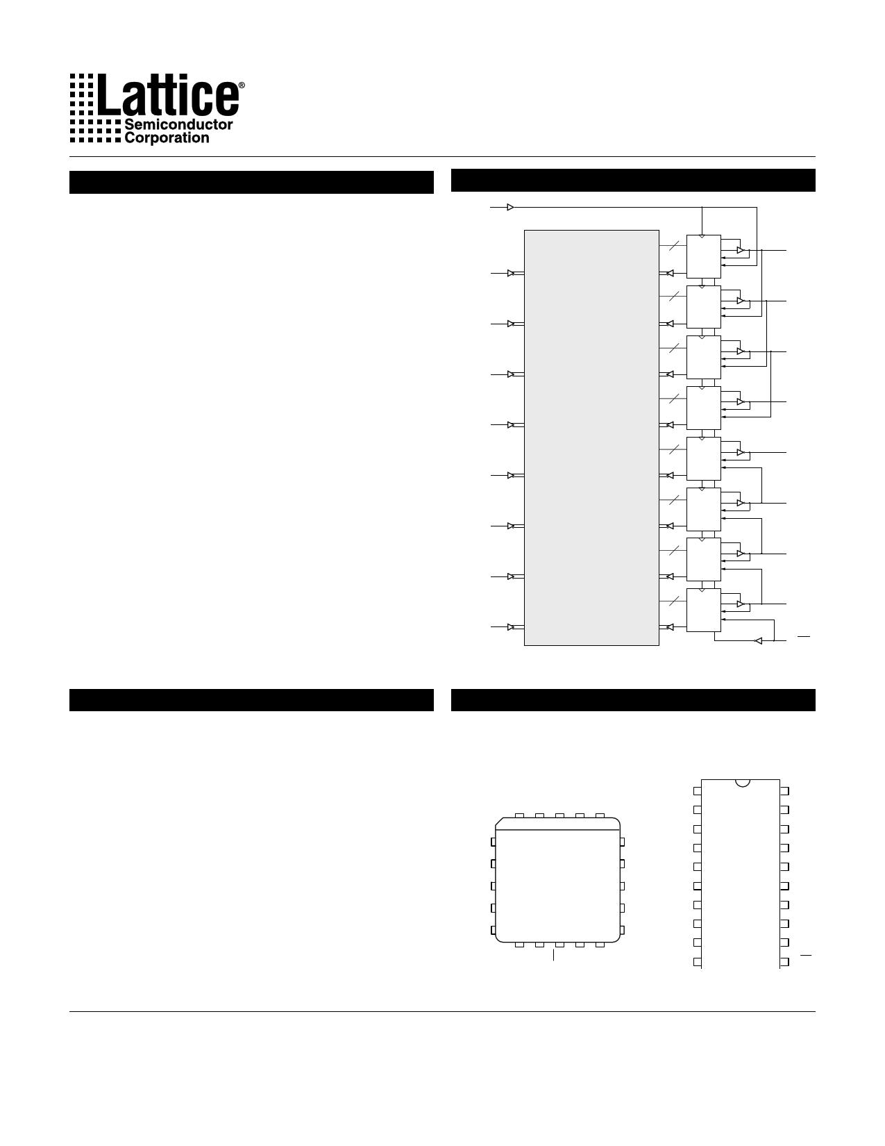 GAL16V8ZD-12QJ 데이터시트 및 GAL16V8ZD-12QJ PDF