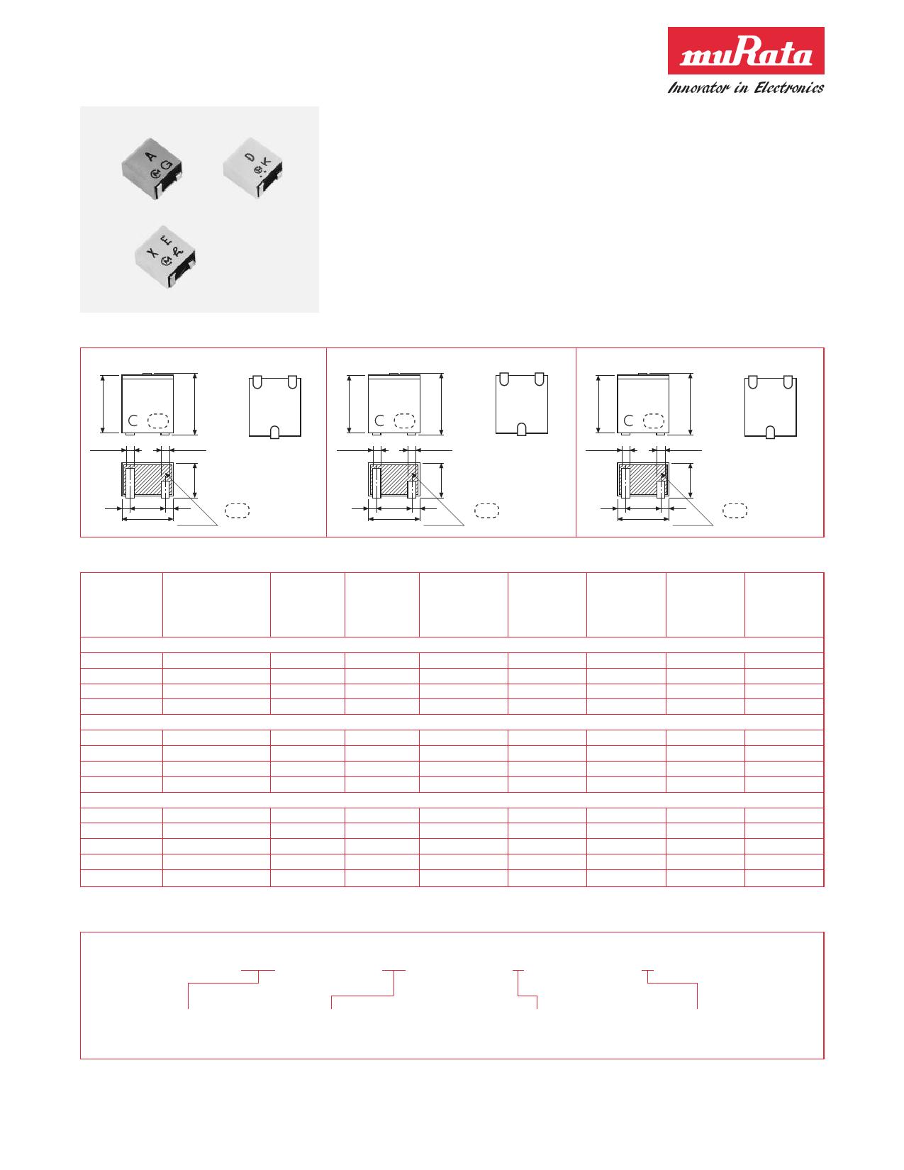 CFUCG455GX datasheet
