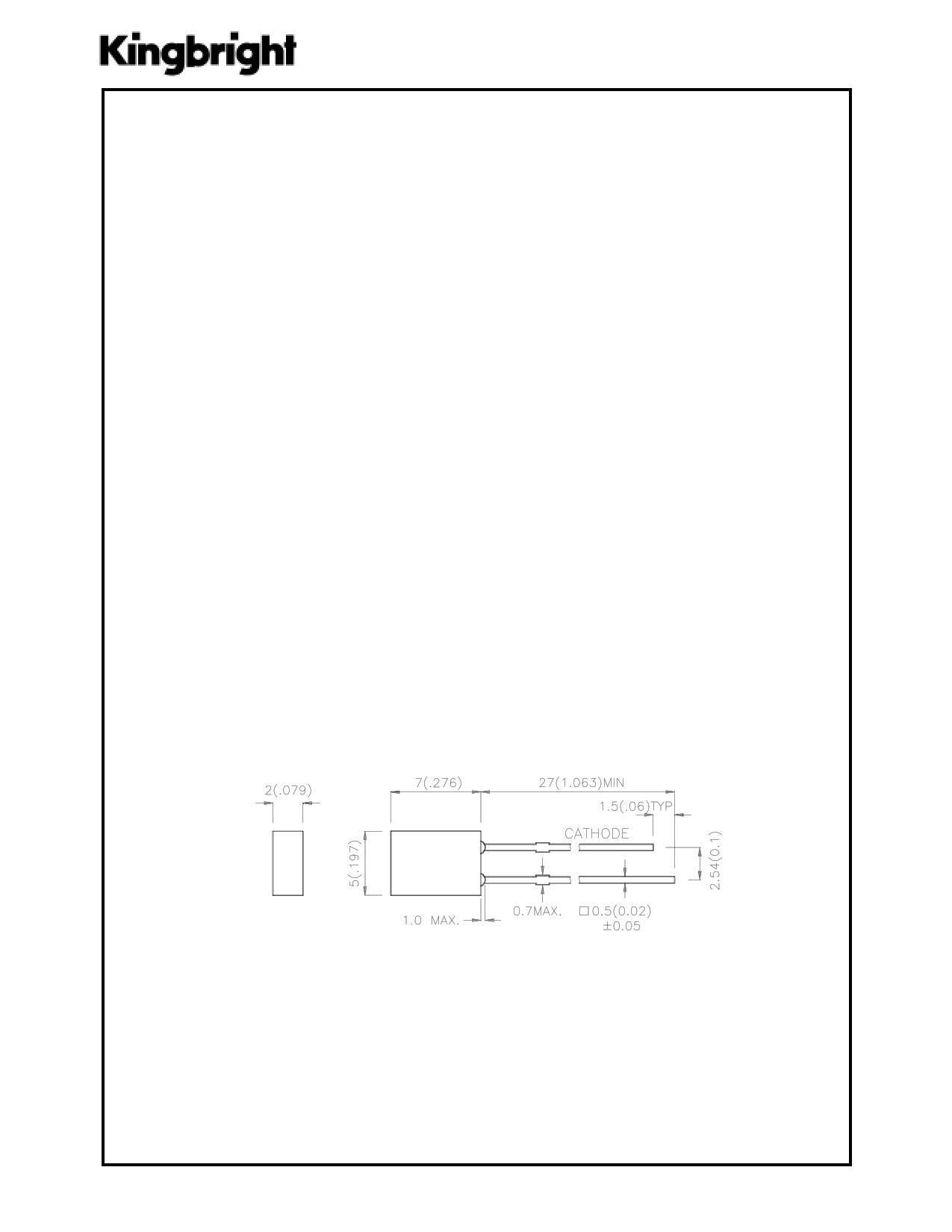 L-113YDT Hoja de datos, Descripción, Manual