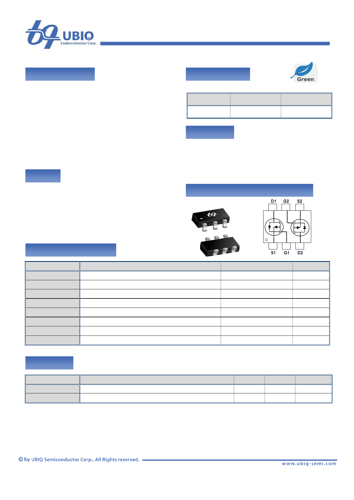 QM2517C1 Datenblatt PDF