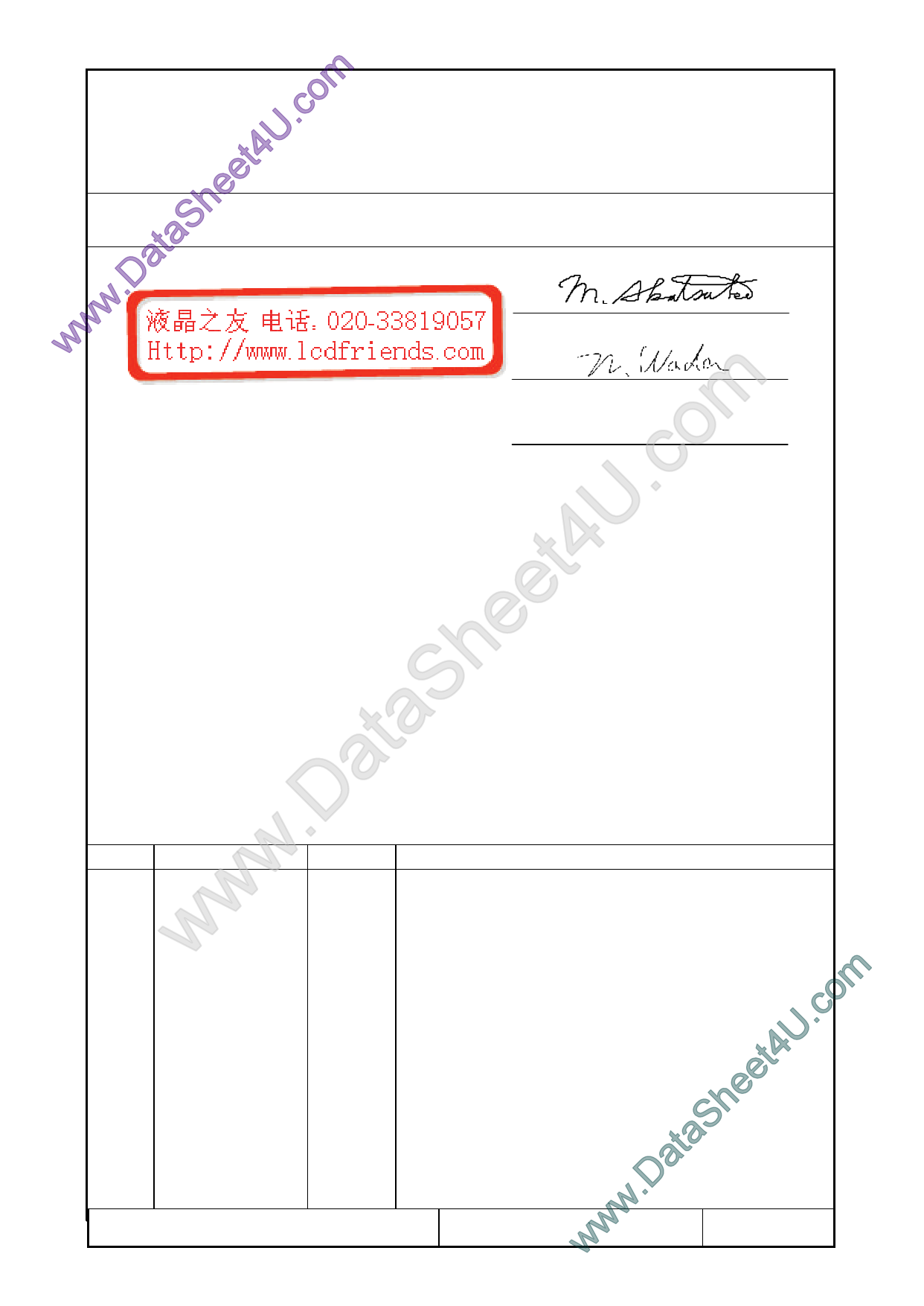 F-51851GNFQJ-LE-AAN دیتاشیت PDF