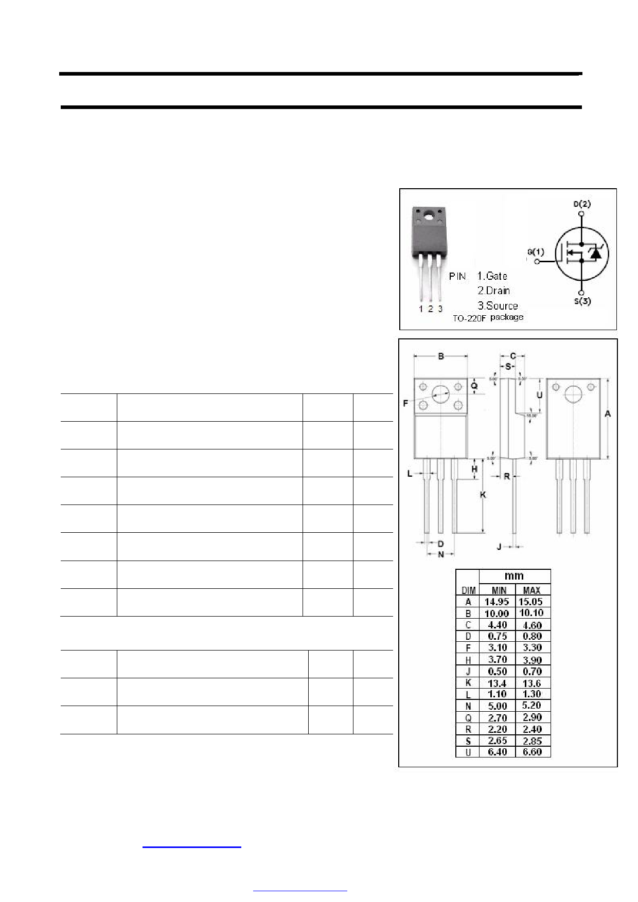 IRFZ40FI Datasheet, IRFZ40FI PDF,ピン配置, 機能