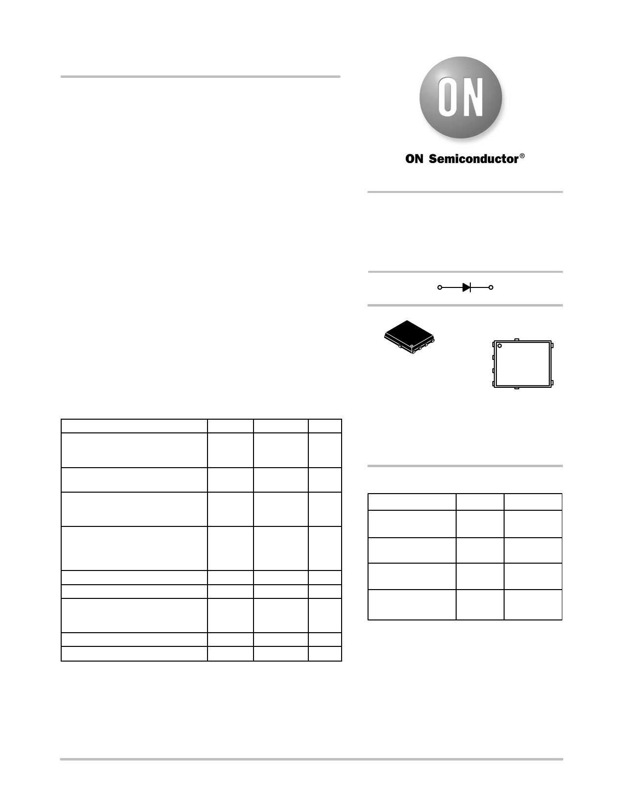 NRVB860MFST3G دیتاشیت PDF