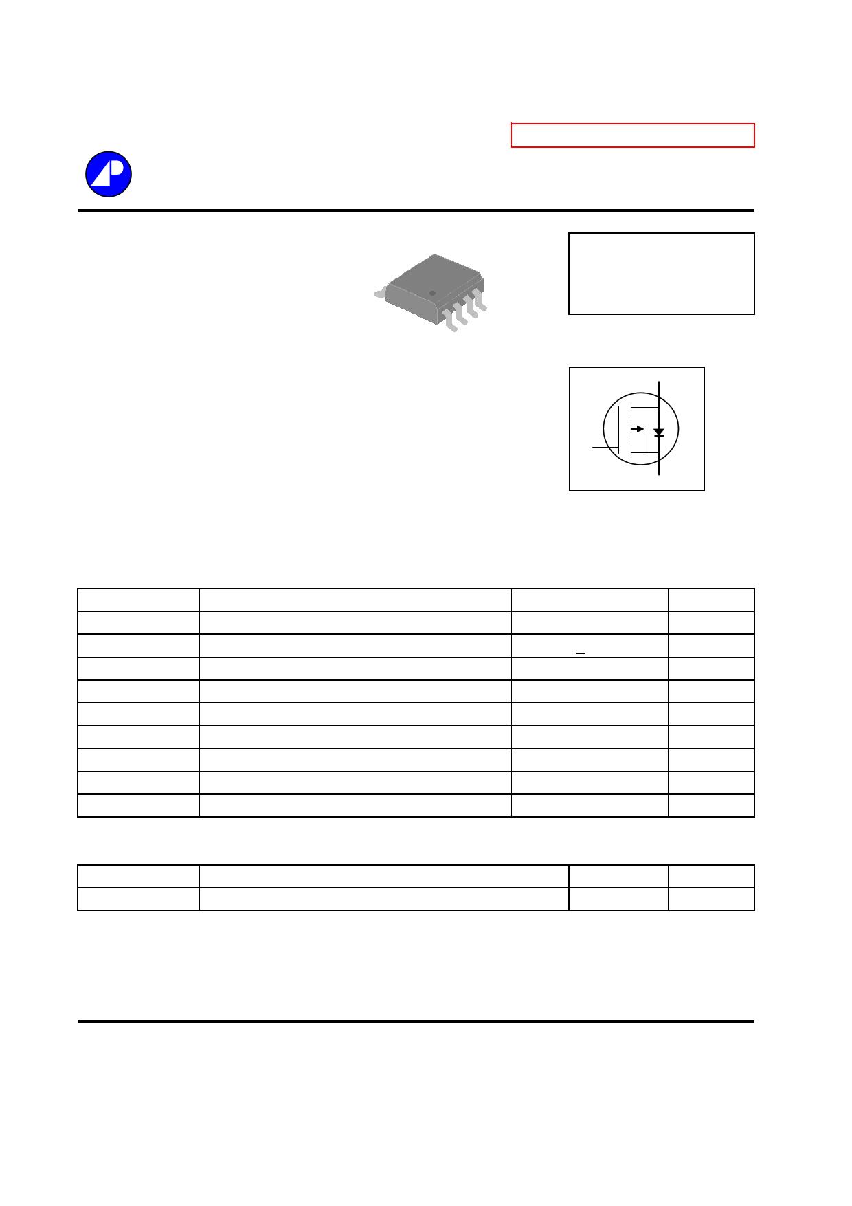 AP4435GM-HF datasheet, circuit