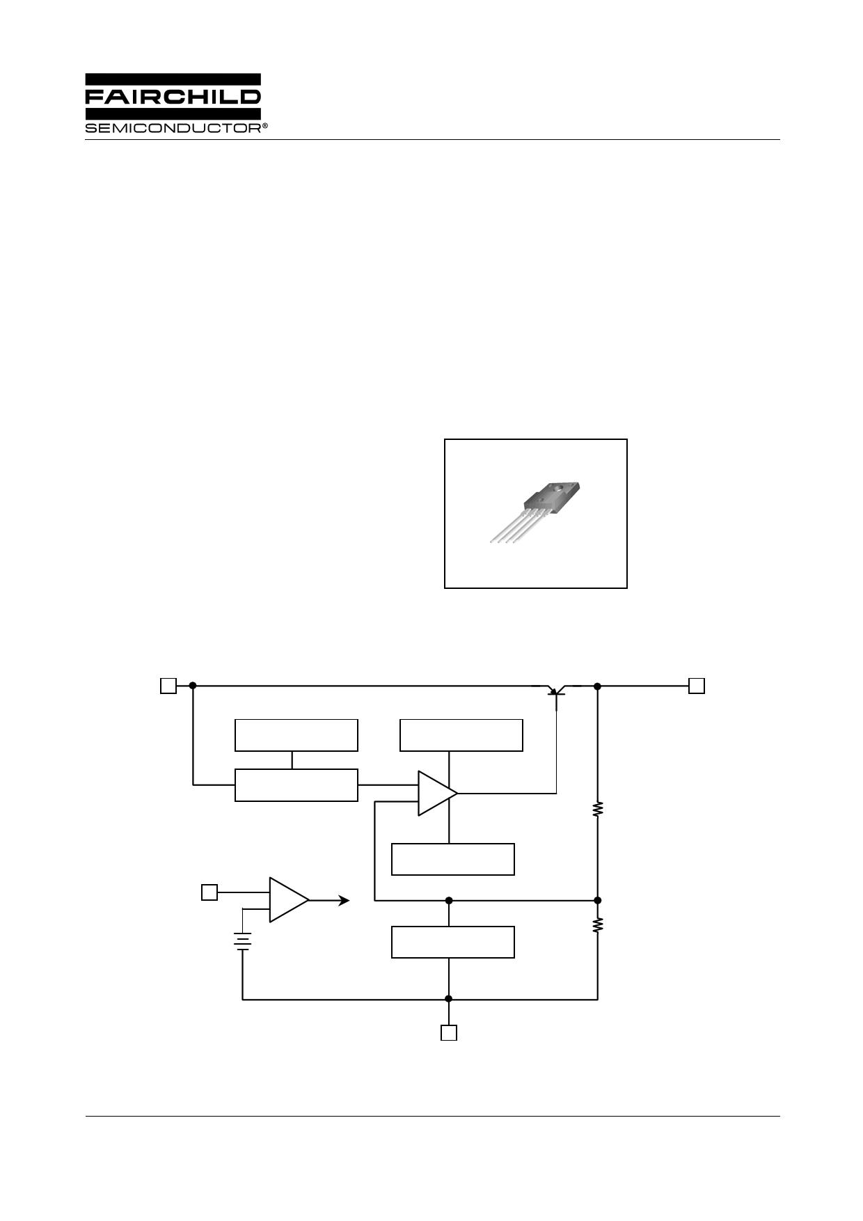 KA78R33CTU Datasheet, KA78R33CTU PDF,ピン配置, 機能