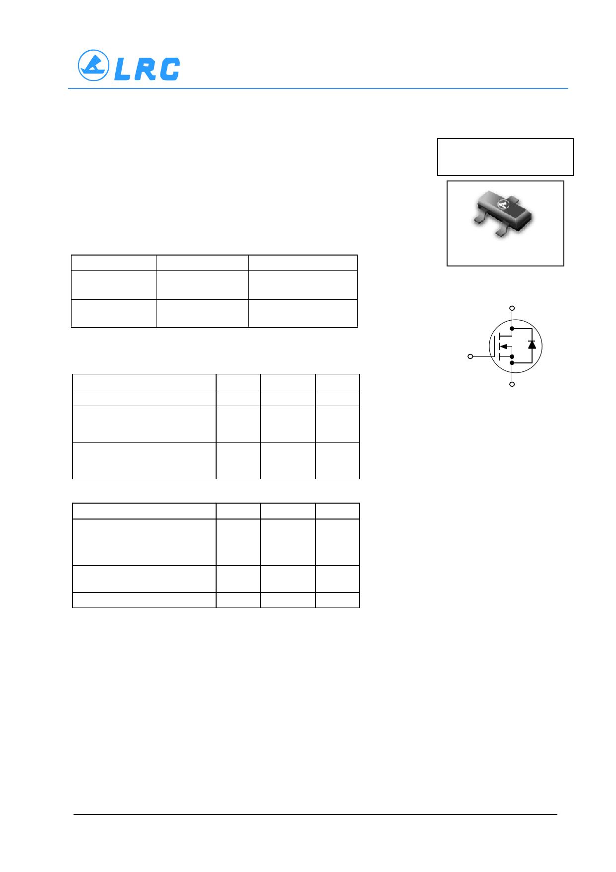 LBSS123LT1G datasheet