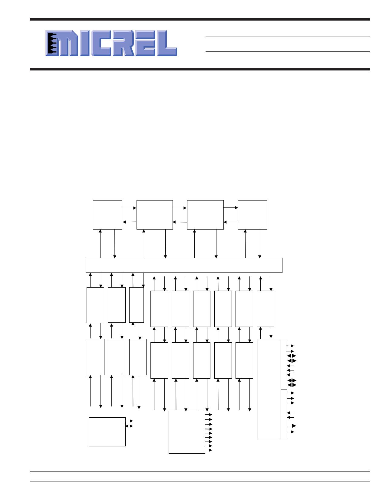 KSZ8999 دیتاشیت PDF