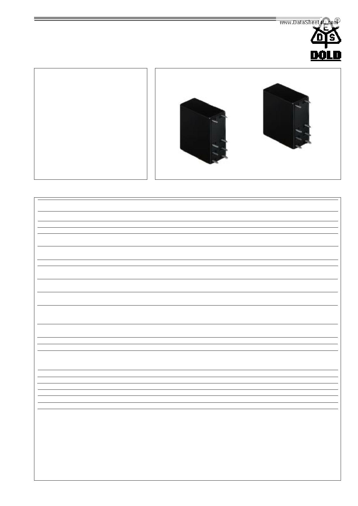 OA5669 Hoja de datos, Descripción, Manual