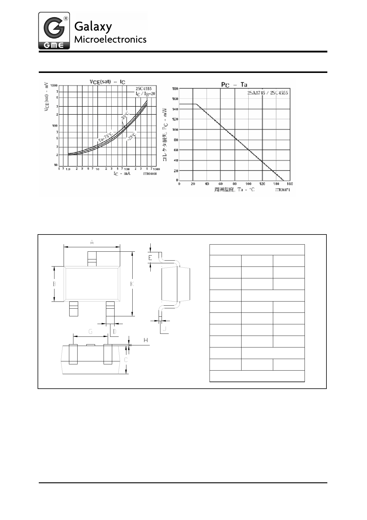 2SC4555 pdf, 반도체, 판매, 대치품